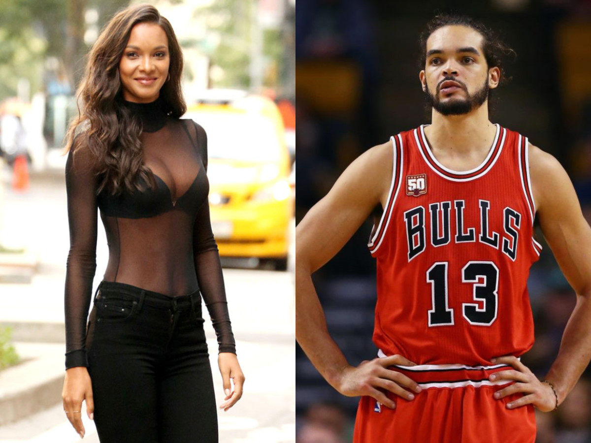 Joakim Noah's Stunning Fianceé Lais Ribeiro Announced For 2021 Sports Illustrated Swimsuit Edition