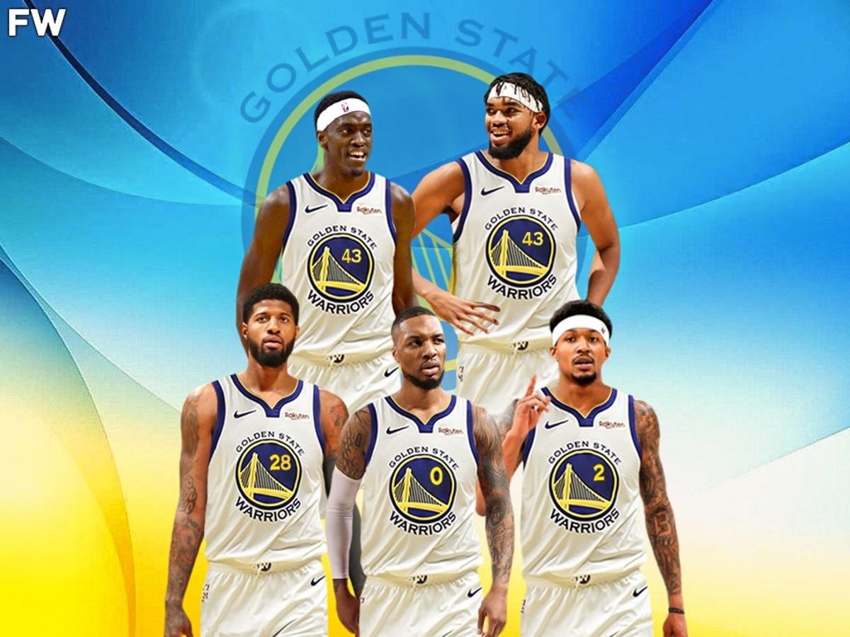 Nba rumors: 5 Superstars The Golden State Warriors Should Target This Summer
