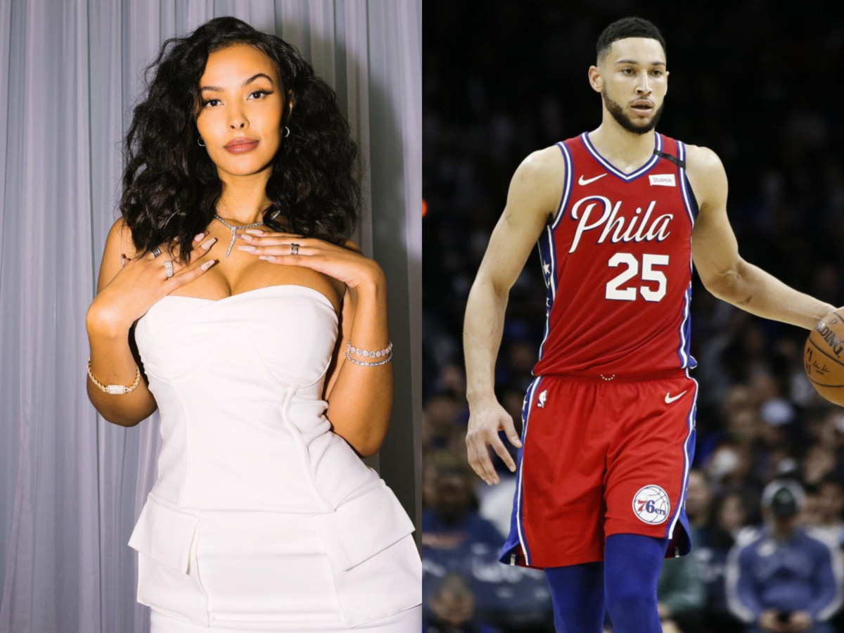 Ben Simmons Is Reportedly Back With Stunning Model Maya Jama