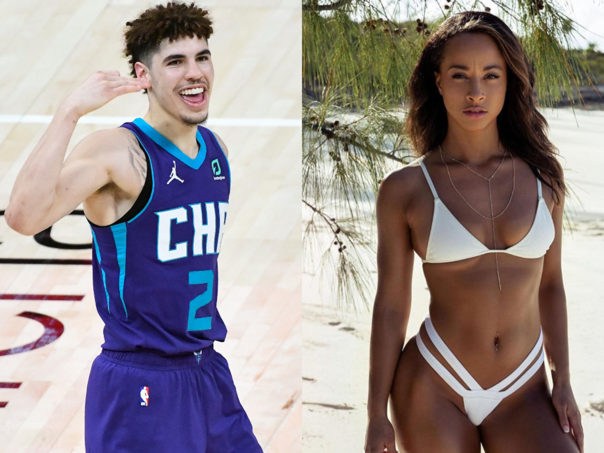 LaMelo Ball Reportedly Spotted With Adult Film Star Teanna Trump