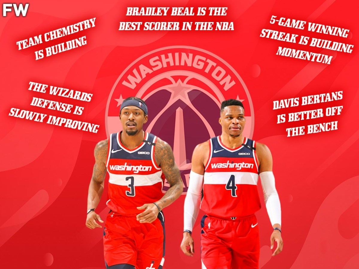 The 5 Reasons The Washington Wizards Will Make The Playoffs This Season