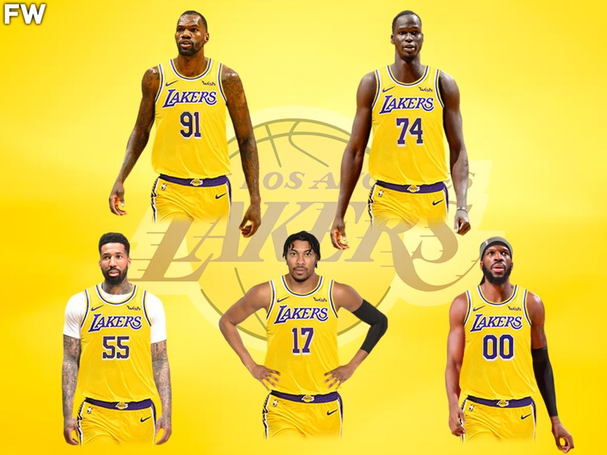 5 NBA Players Who Can Help The Los Angeles Lakers Right Now