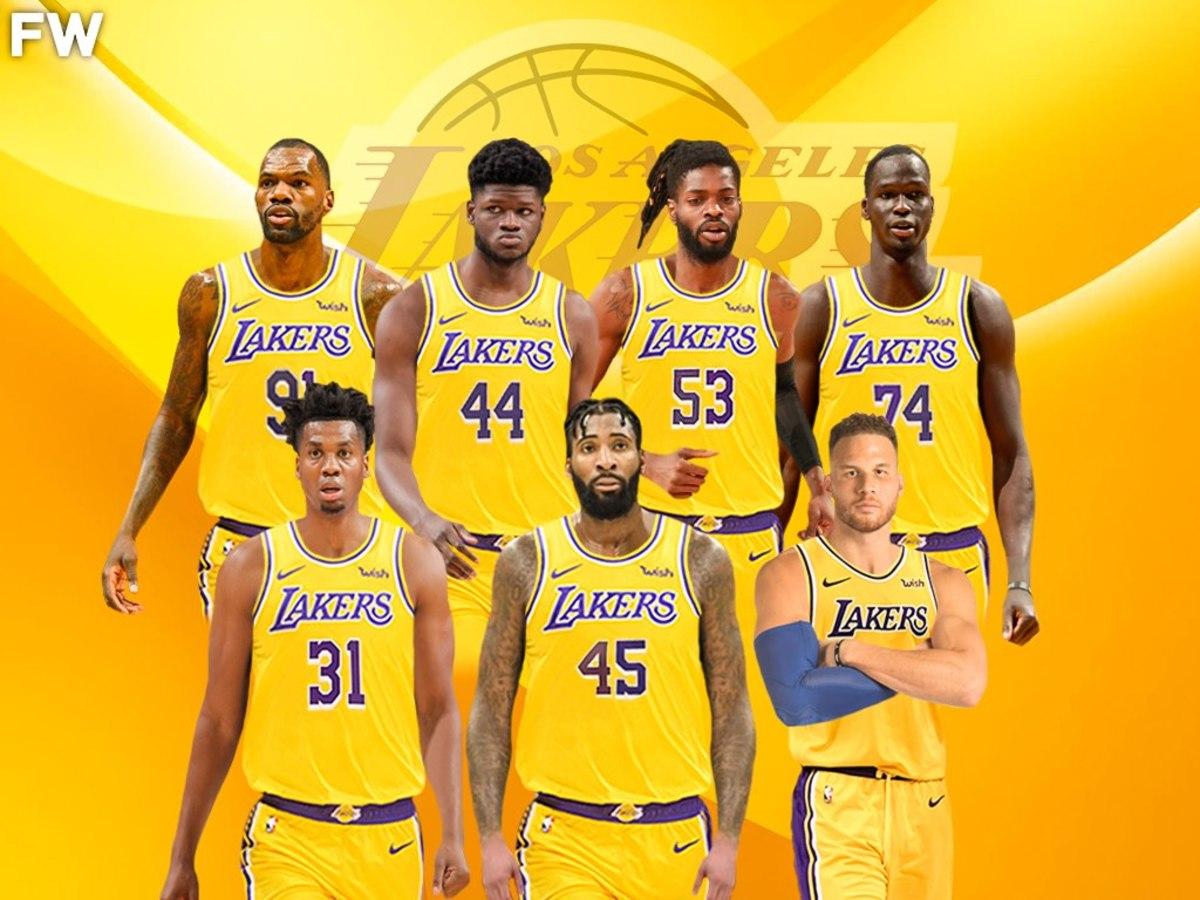 NBA Rumors: 7 Best Big Men For The Los Angeles Lakers