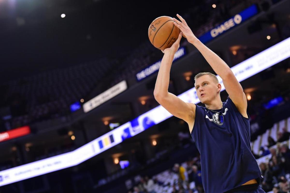 NBA Rumors: Dallas Mavericks Want To Trade Kristaps Porzingis To Warriors
