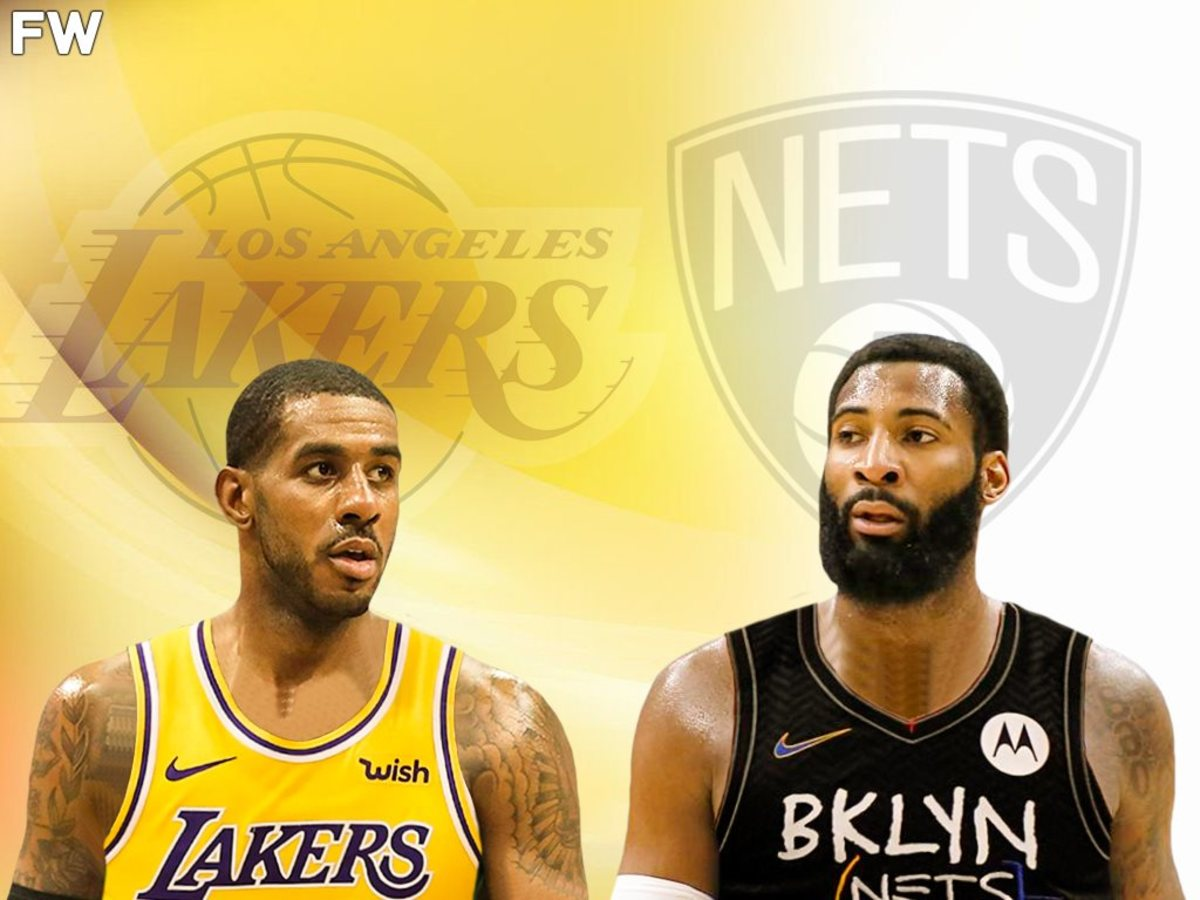 Skip Bayless Says Lakers Should Have Signed LaMarcus Aldridge Instead Of Andre Drummond