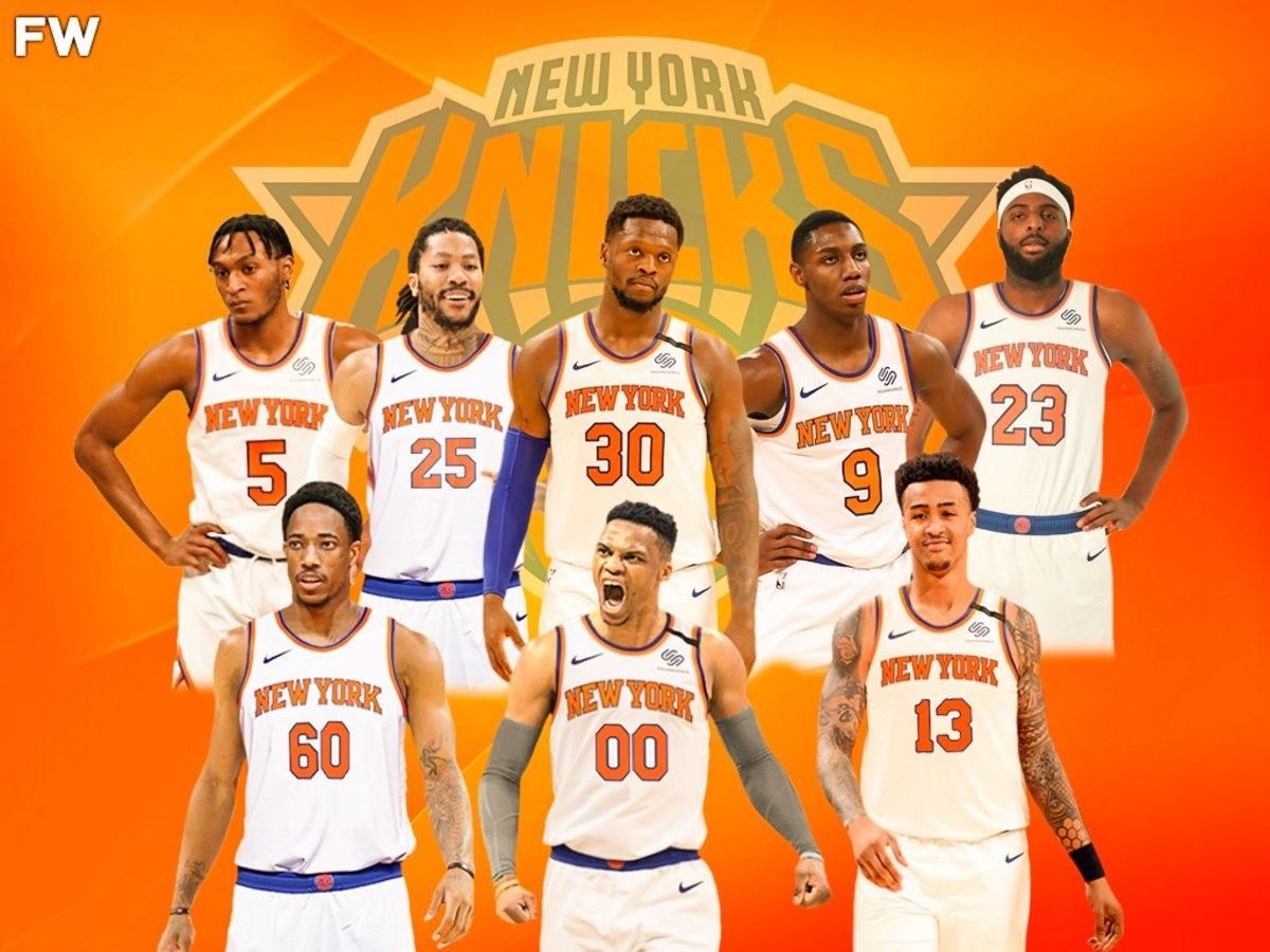 The Perfect Plan For The New York Knicks This Summer: A Big Three With Russell Westbrook, DeMar DeRozan, And John Collins