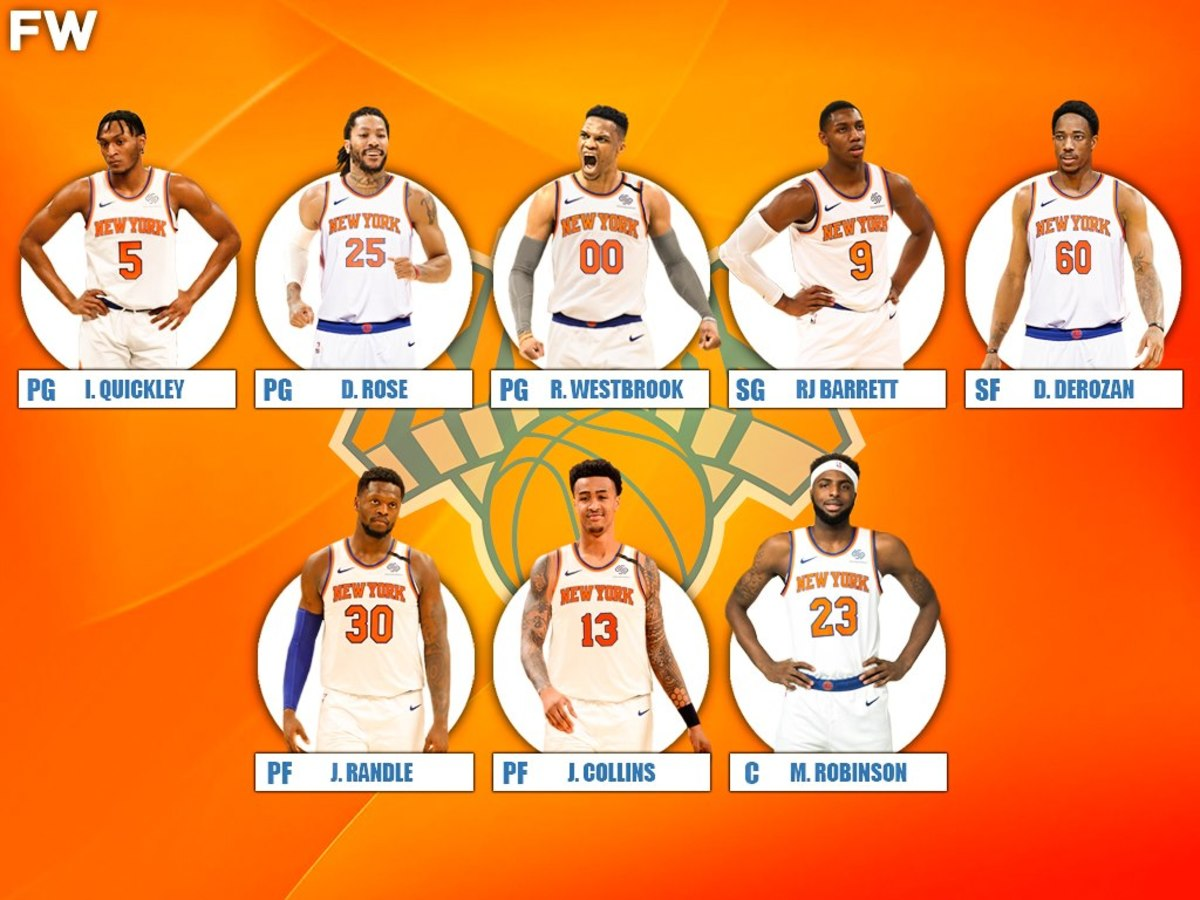 2021/22 New York Knicks