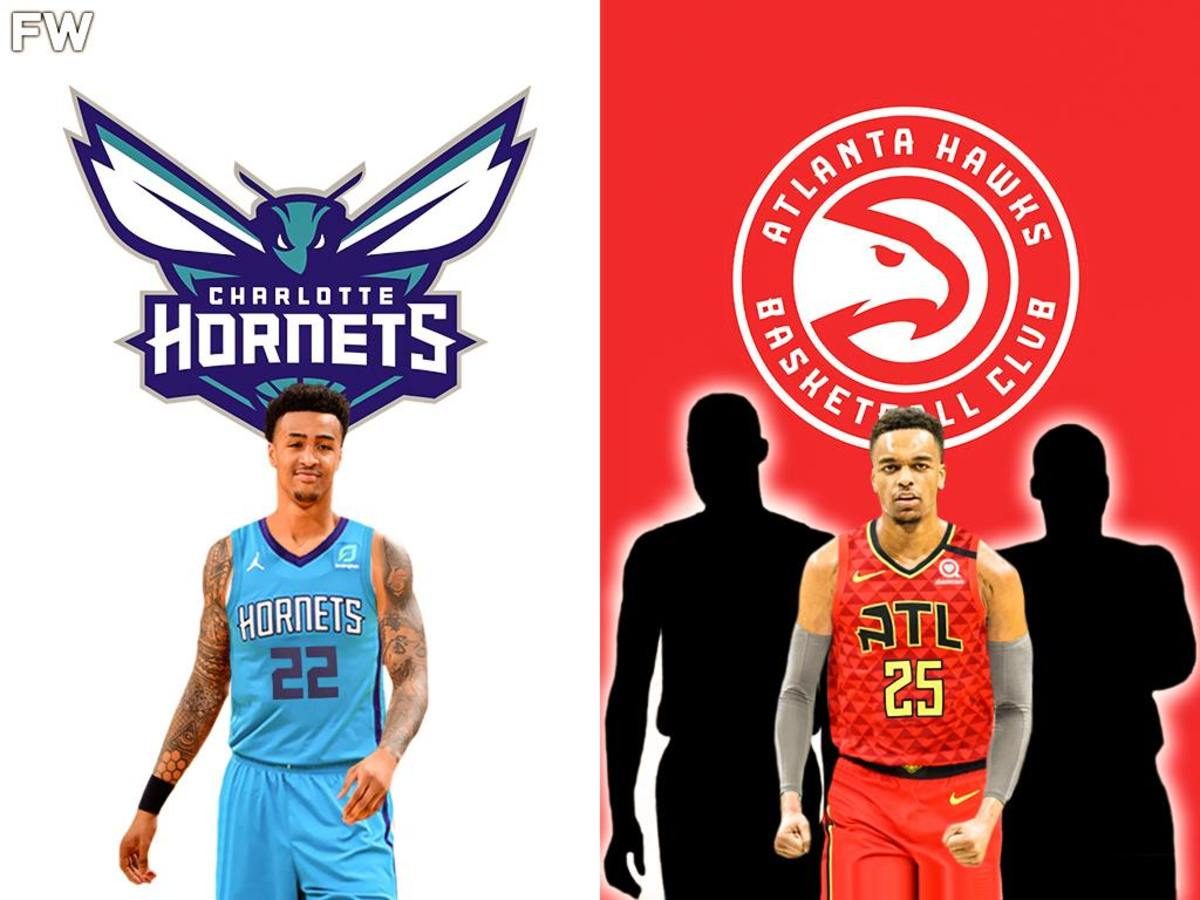 NBA Rumors: Charlotte Hornets Could Acquire John Collins For P. J. Washington, And Two Future Picks