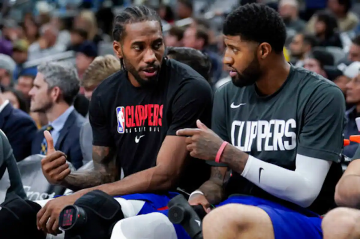 Shannon Sharpe Strongly Criticizes Kawhi Leonard And Paul George After Clippers' Loss To Mavericks