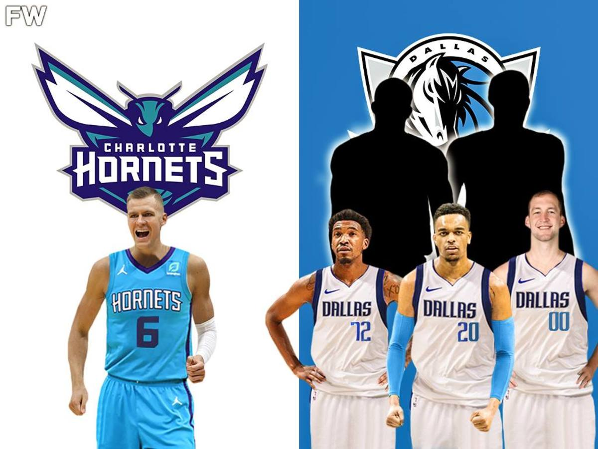 NBA Rumors: Charlotte Hornets Could Acquire Kristaps Porzingis For Three Players And Two Picks