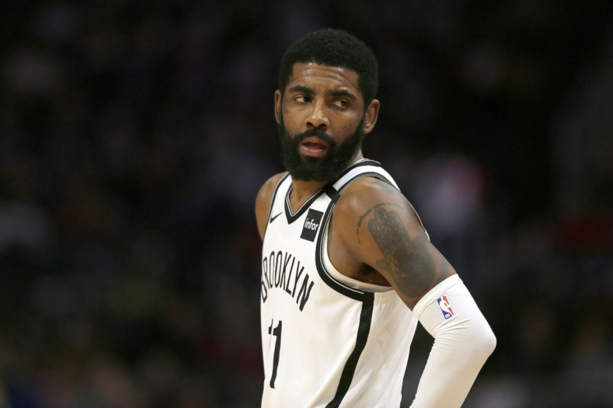 """Kyrie Irving Posted A Strange Tweet: """" You Better Stop Lying To Your People, Europe And America. The Original People Are Returning."""""""