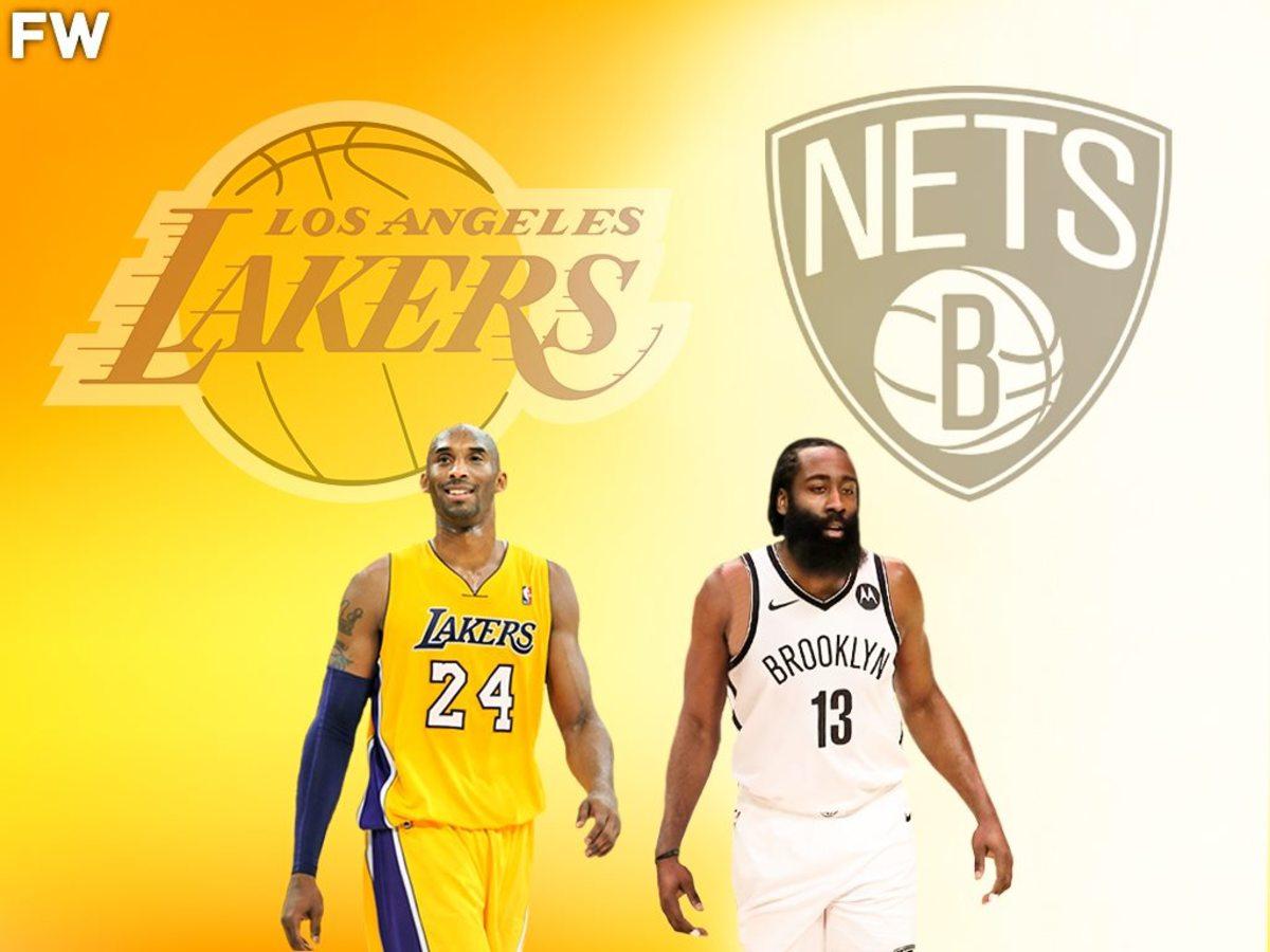 Kobe Bryant vs. James Harden