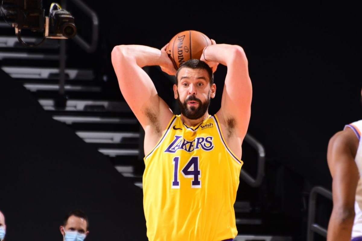 NBA Rumors: Los Angeles Lakers Reportedly Looking For A Big Man After Marc Gasol's Failed Tenure