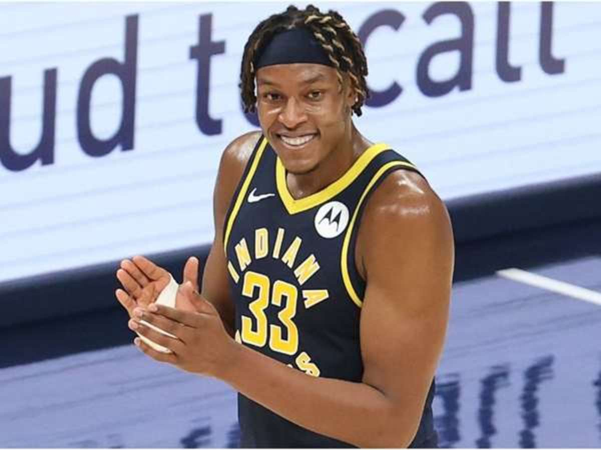 """Myles Turner Boldly Adds Himself To DPOY Race: """"I Have The Highest Impact Defensively In The League."""""""