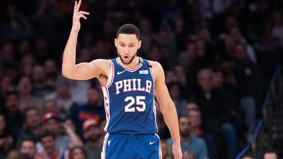 """Reggie Miller: """"Now The Casual Fan, Will Pick Up The Box Score And Say 'You Know What? Ben Simmons, He Only Scored 7 Points'. No My Friend. Ben Simmons Created 41 Points Tonight - Assisted On 34 points, 10 3-Pointers... Don't Look At The 1-7."""""""