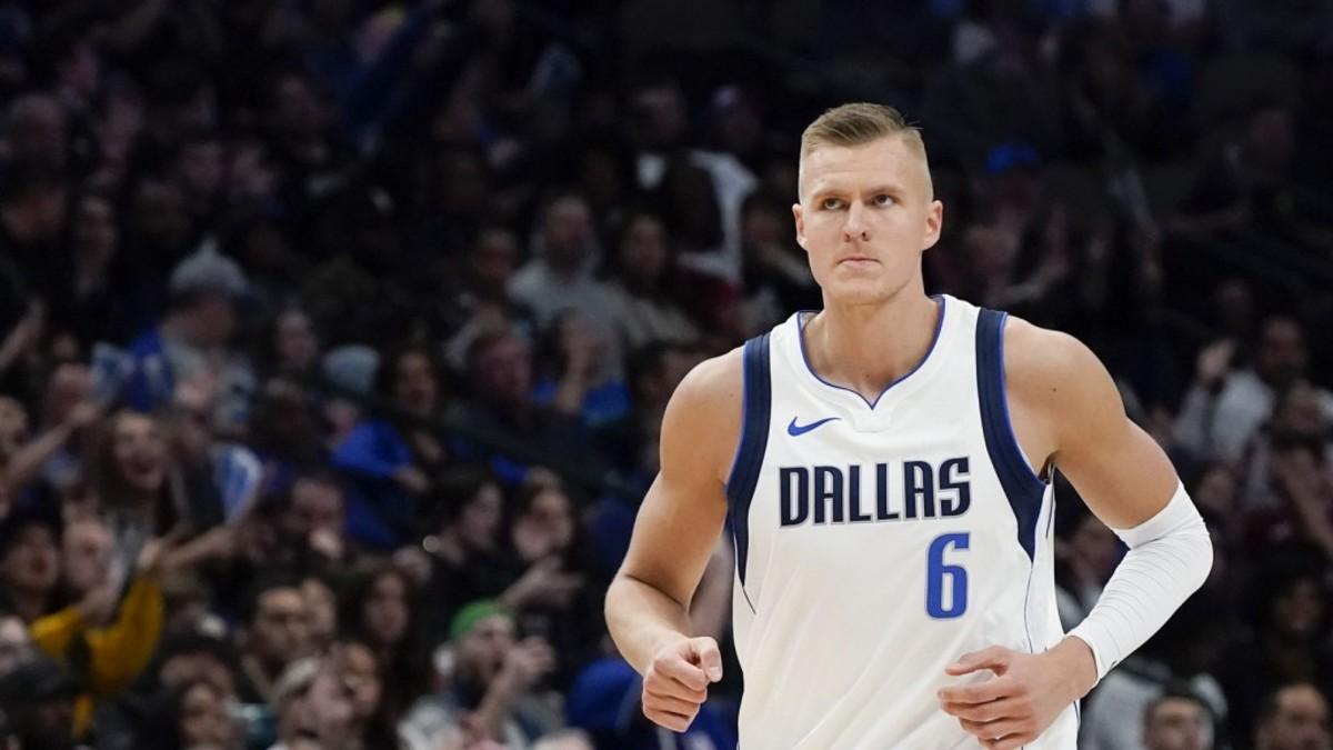 NBA Rumors: Mavericks And Warriors Could Swap Andrew Wiggins And Kristaps Porzingis