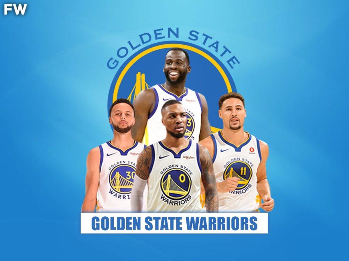 Damian Lillard Golden State Warriors