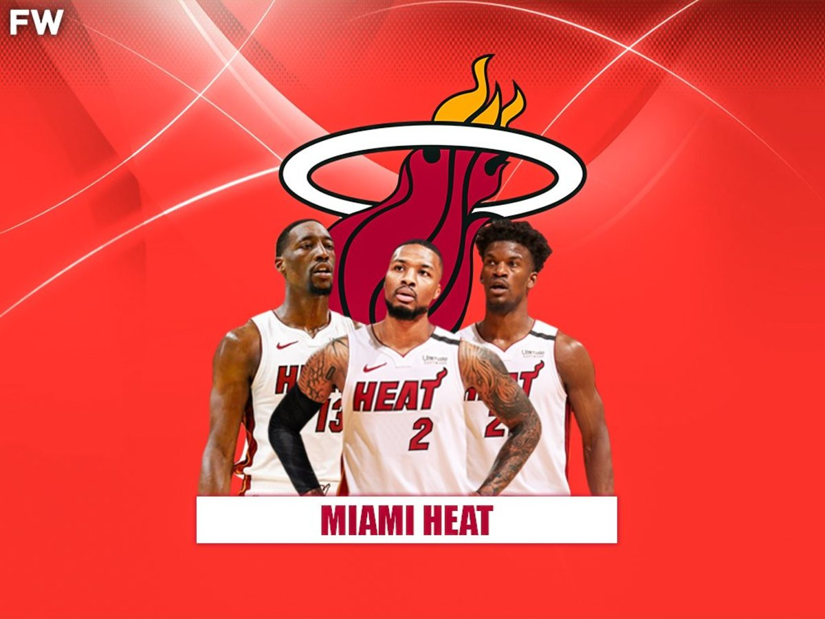 Damian Lillard Miami Heat