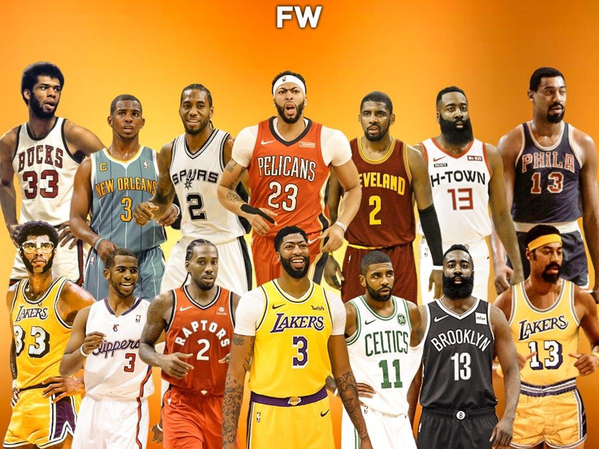 10 NBA Superstars Who Forced A Trade: Anthony Davis To Lakers, Kawhi Leonard To Raptors