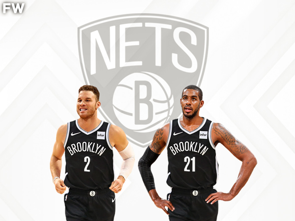 "Steve Nash On Nets Superteam After They Signed Blake Griffin And LaMarcus Aldridge: ""I Don't Know What We're Supposed To Do: Stand Pat And Not Try To Improve?... That's The Idea Of This League, Is To Try To Get Better."""