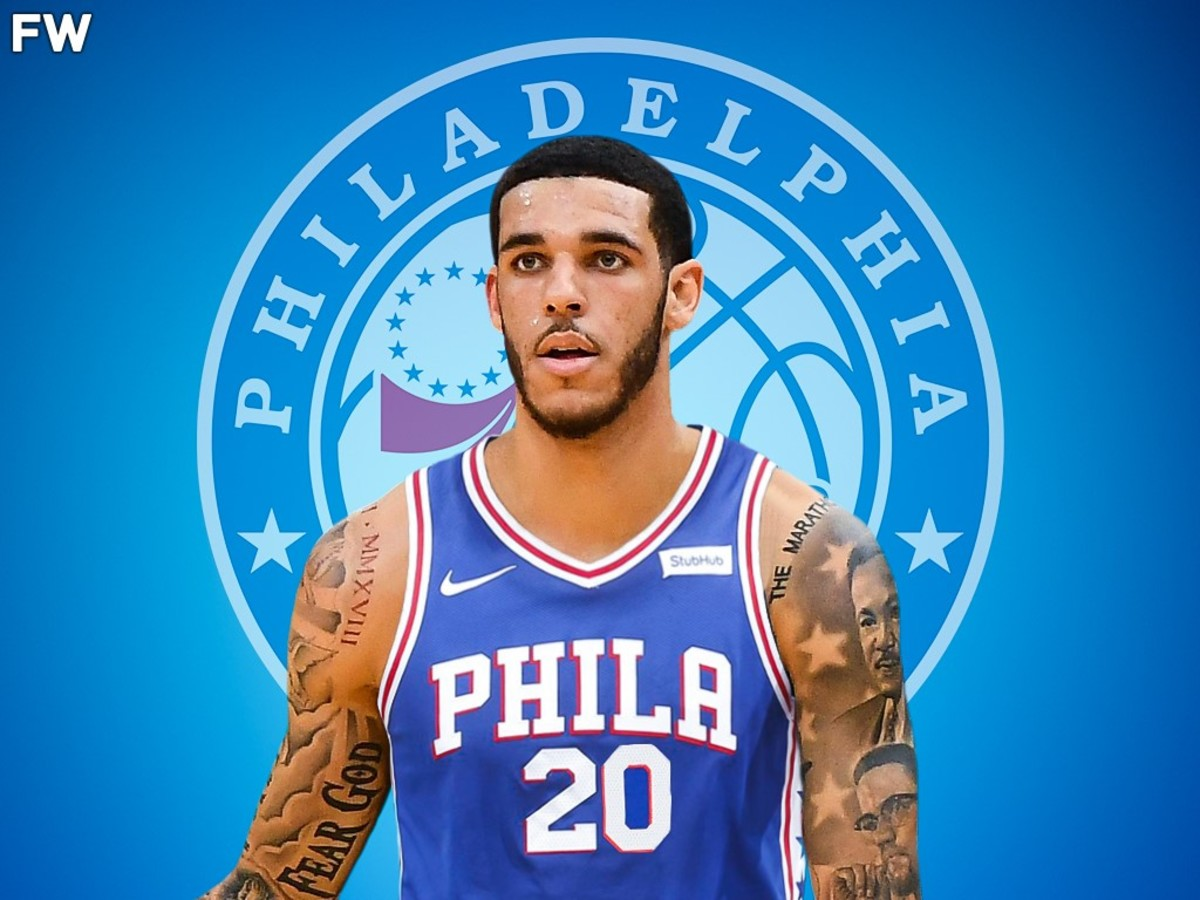 NBA Rumors: Philadelphia 76ers Could Land Lonzo Ball