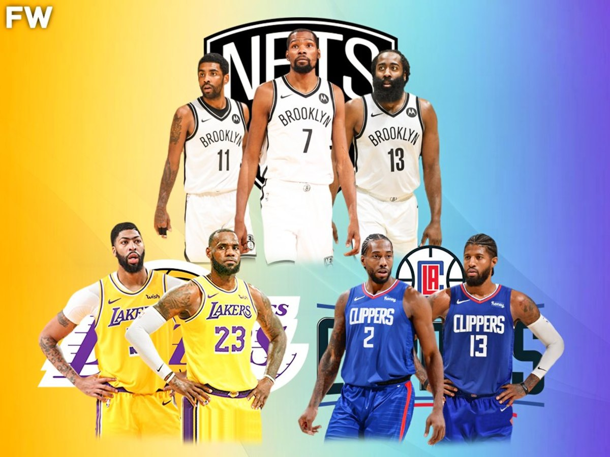 The Only Two Teams That Can Beat The Brooklyn Nets: Los Angeles Lakers And Los Angeles Clippers