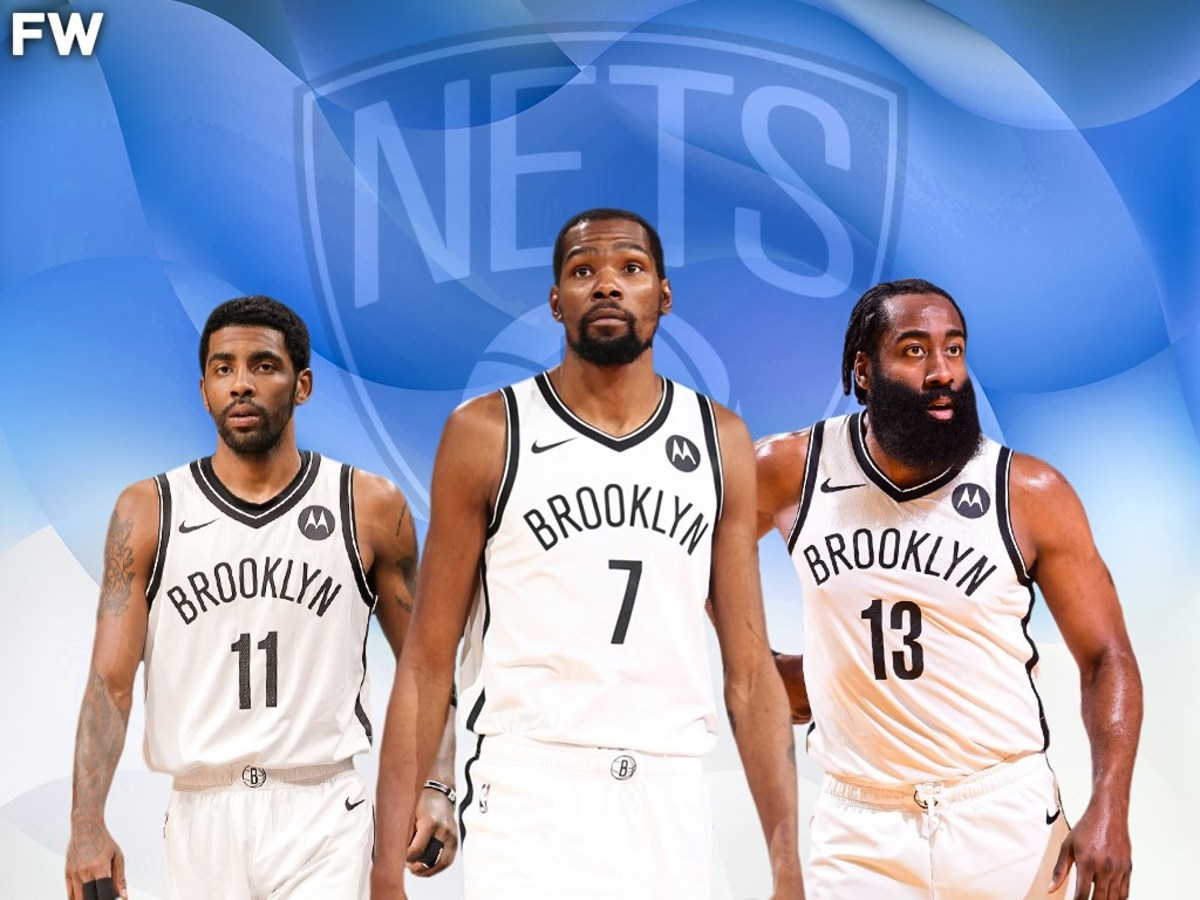 """""""Nobody In The East Can Beat The Nets Superteam 4 Times In 7 Games"""", Says NBA Fan"""