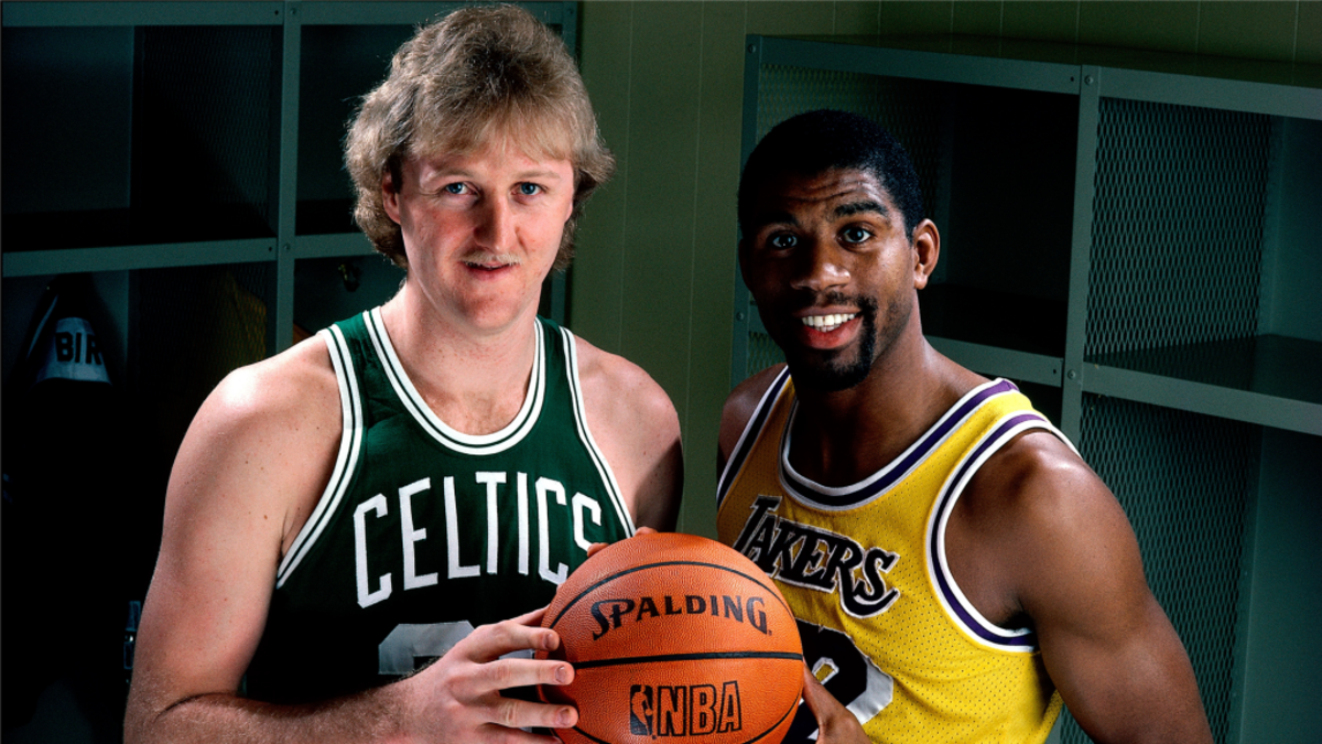Charles Barkley Says Magic Johnson And Larry Bird Are The Most Important Players In NBA History