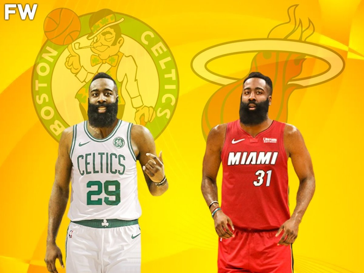 Boston Celtics And Miami Heat Could Have Landed James Harden But They Didn't Want Him