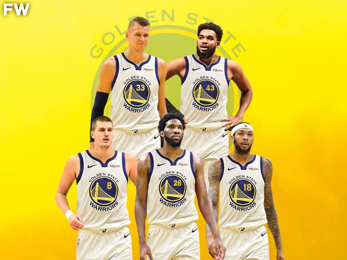 5 Superstars That Would Fit Perfectly With The Golden State Warriors' System