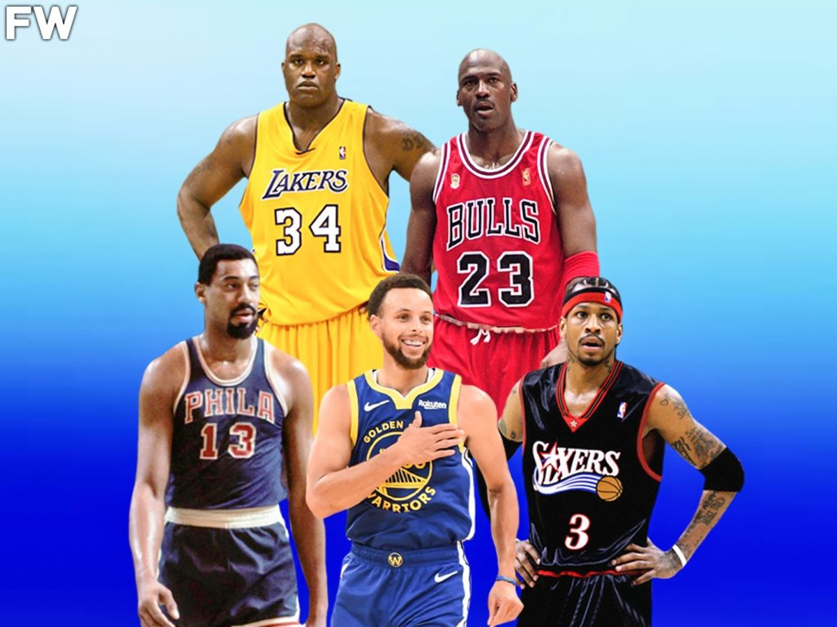 """Reggie Miller On Stephen Curry: """"He's A Lot Like Wilt And Shaq And Jordan, Iverson. They Changed Things."""""""