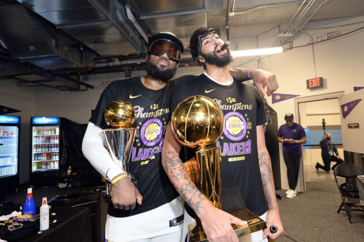 """Kyle Kuzma On The Lakers When LeBron James And Anthony Davis Return: """"It's Going To Be Scary For People When Those Guys Get Back"""""""