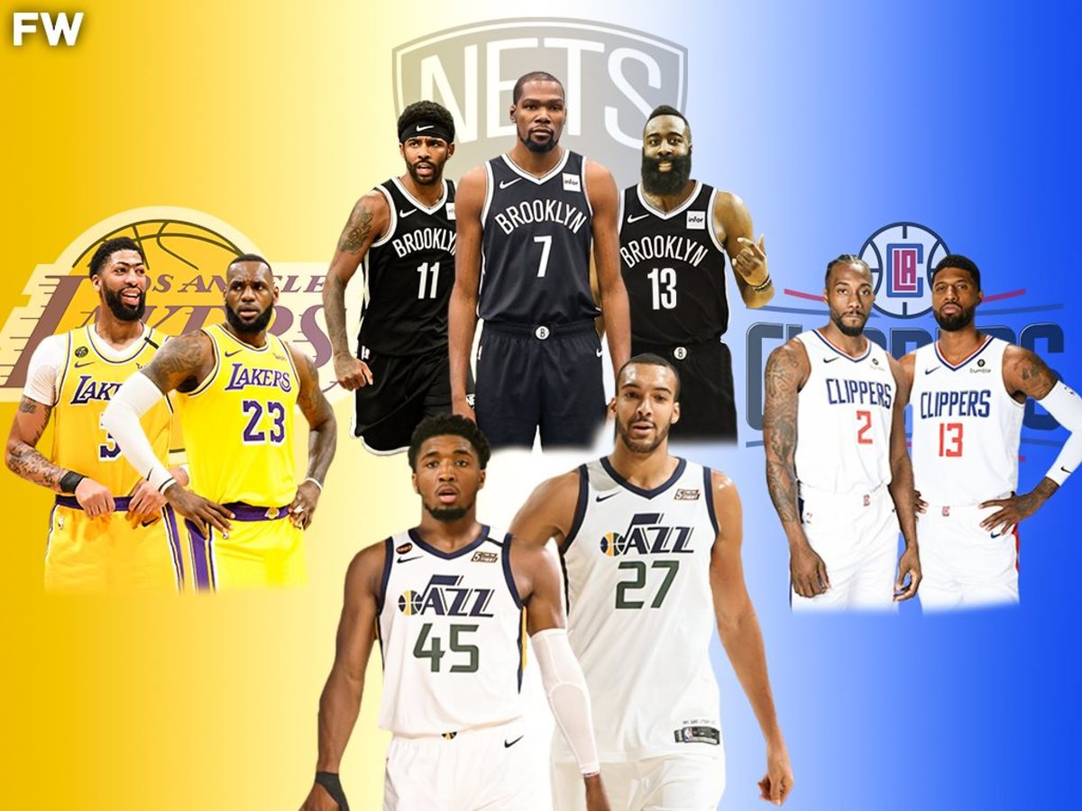 NBA Insiders Say The Utah Jazz Aren't Better Than Lakers, Clippers, And Nets