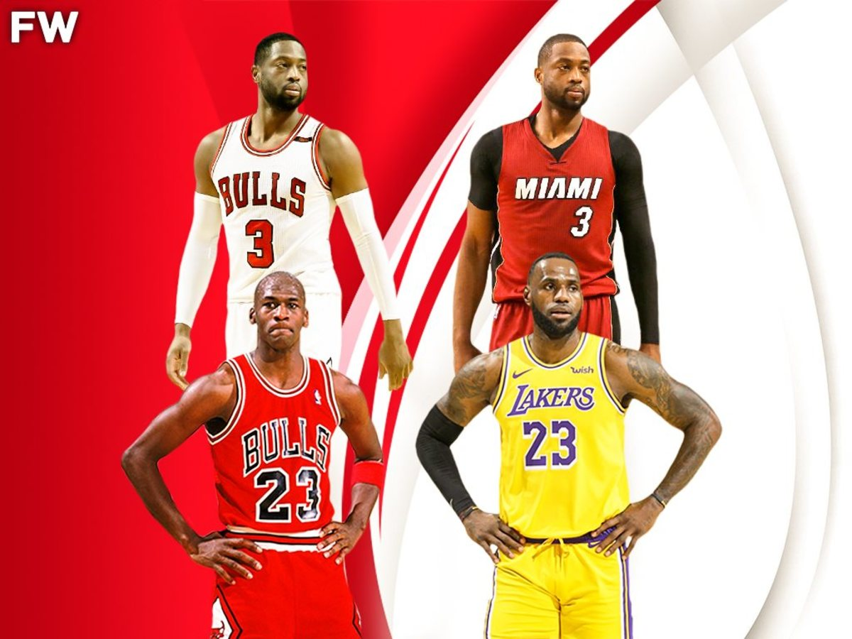 """Dwyane Wade Explains Why Michael Jordan Is GOAT Over LeBron James: """"Michael Jordan Will Always Be My GOAT… I Played Basketball Because Of Michael Jordan. LeBron Is Going To Be The GOAT For A Lot Of Generation."""""""
