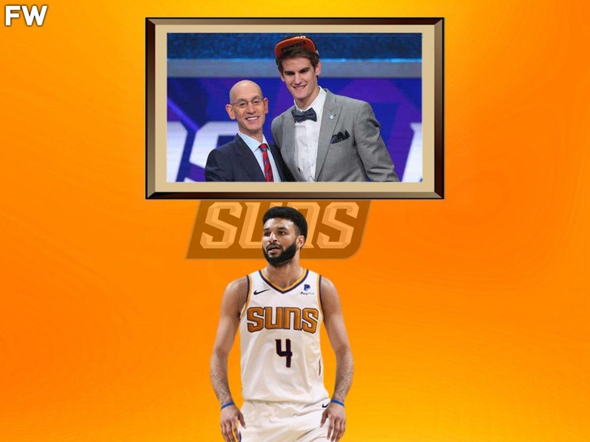Jamal Murray Phoenix Suns