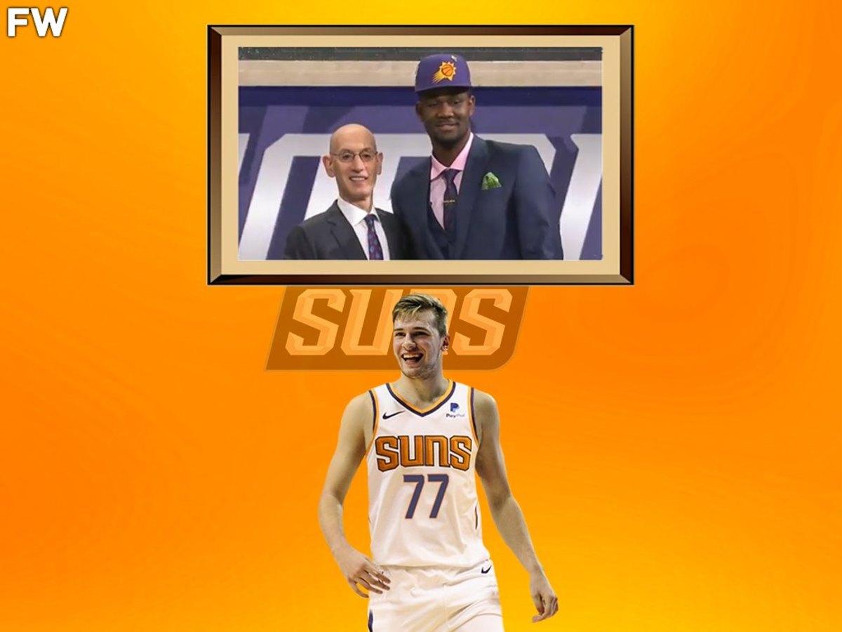 Luka Doncic Phoenix Suns