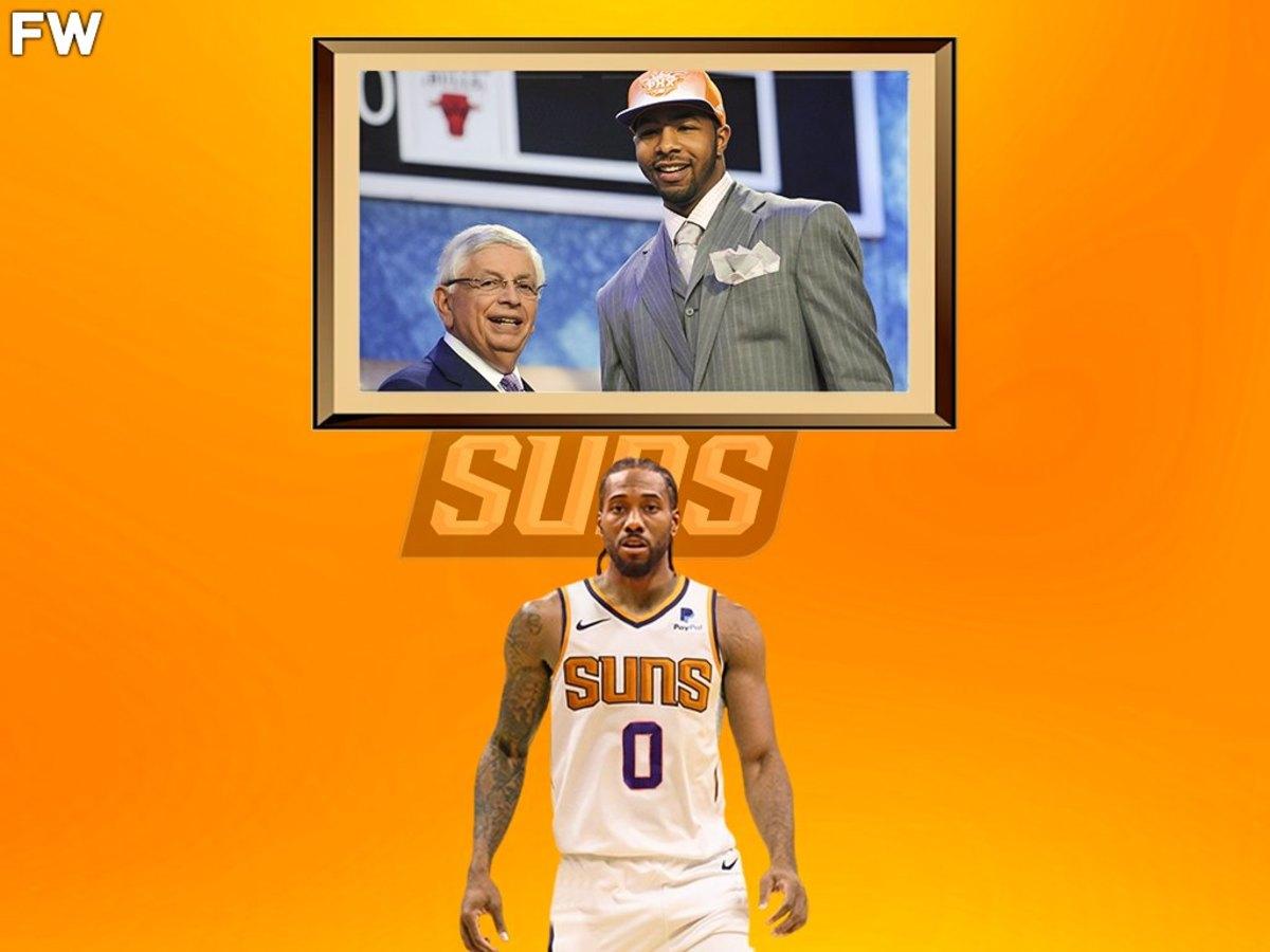 Kawhi Leonard Phoenix Suns