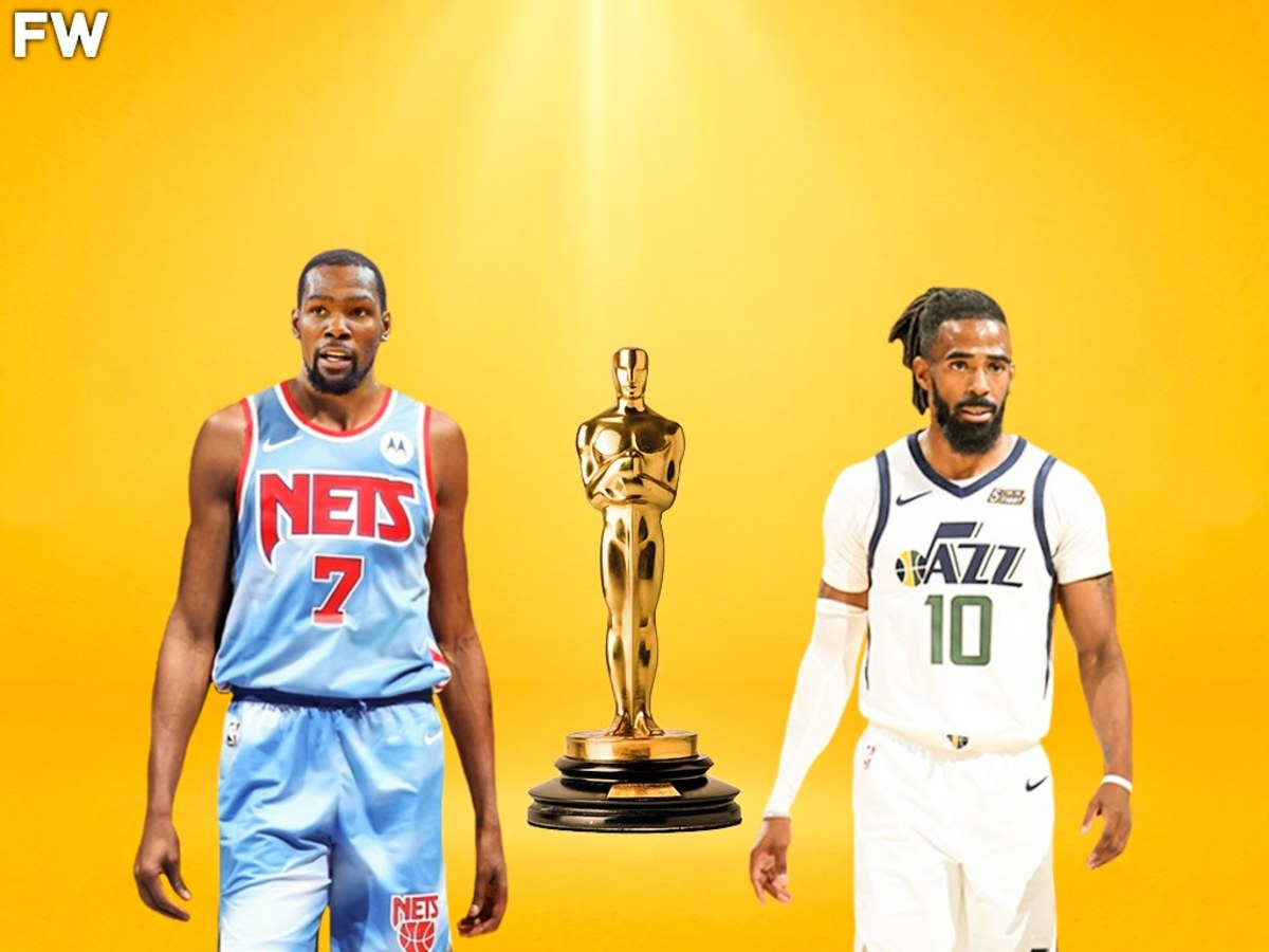 Kevin Durant And Mike Conley Won An Oscar Award For 'Two Distant Strangers' Movie