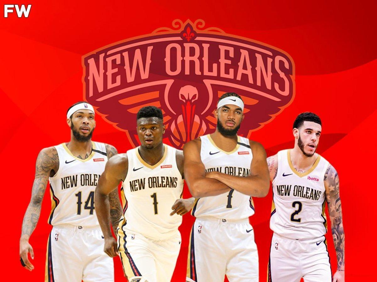 New Orleans Pelicans KAT