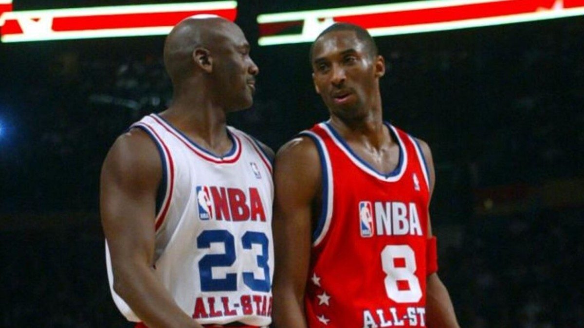 Former Kobe Bryant's Rival Says Michael Jordan Was More Predictable Than Kobe: 'With Kobe, You Didn't Know What He Was Going To Do Because He Didn't Know What He Was Going To Do.'