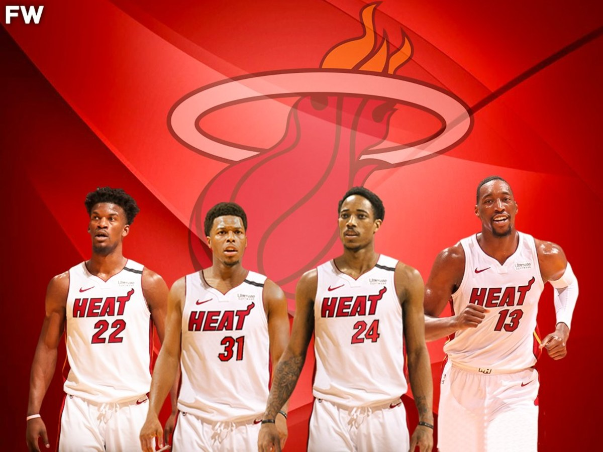 NBA Rumors: Miami Heat Could Pursue DeMar DeRozan & Kyle Lowry In 2021 Free Agency