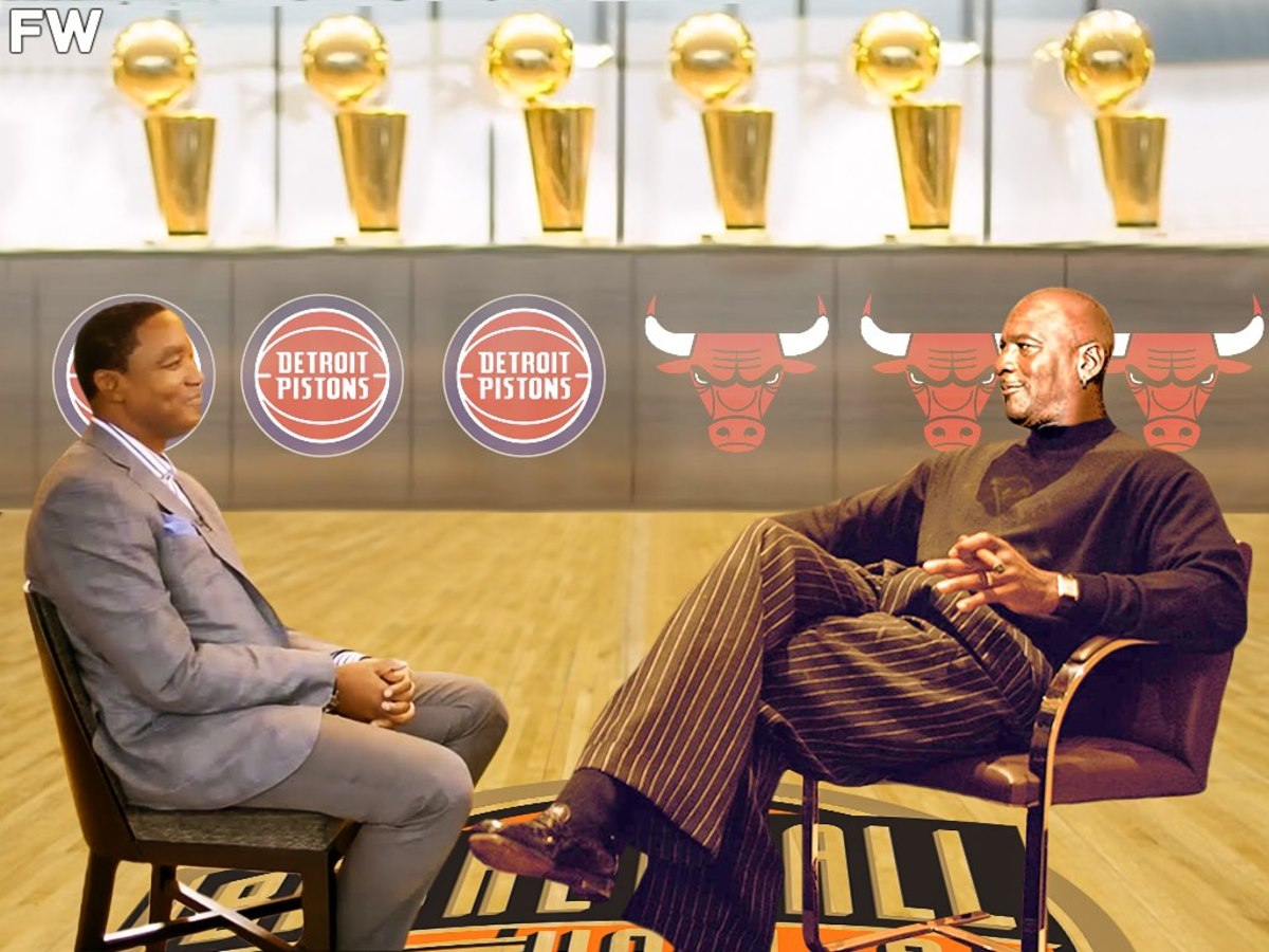 3 NBA 'Enemies' That Need To Have A Sit Down Conversation Like Kobe And Shaq