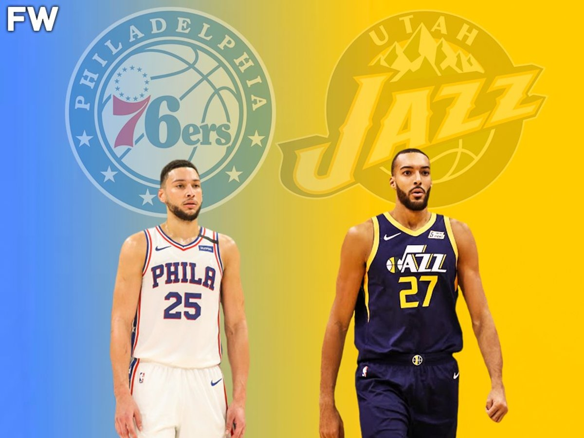 Who Is The Defensive Player Of The Year: Ben Simmons vs. Rudy Gobert (Full Comparison)