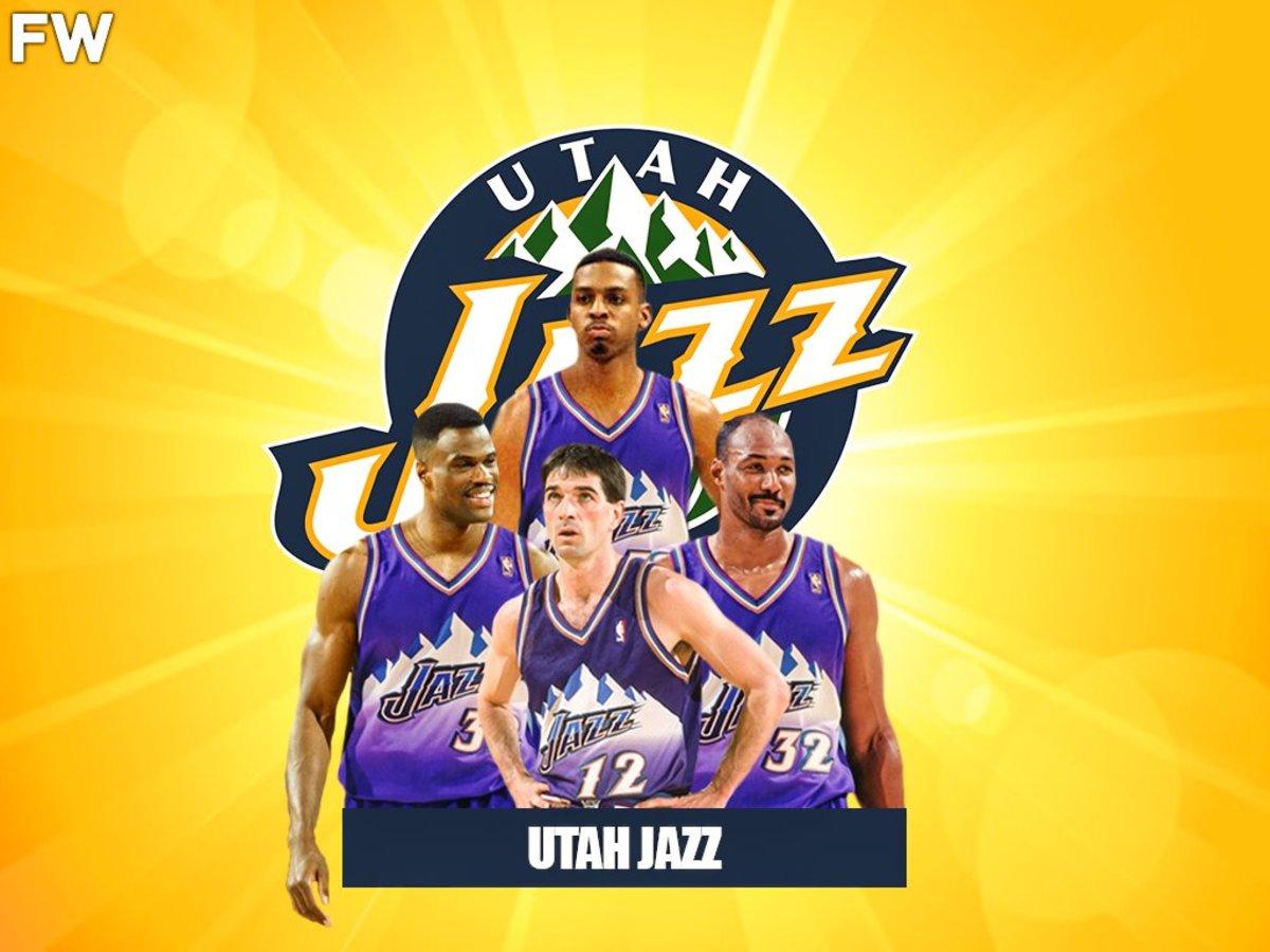 Utah Jazz Superteam