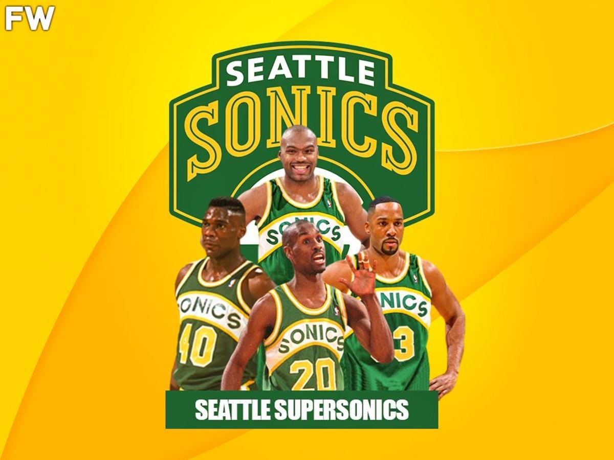 Seattle SuperSonics Superteam