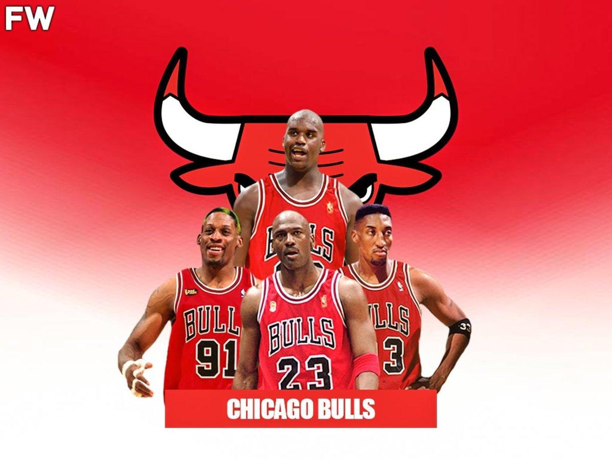 Chicago Bulls Superteam