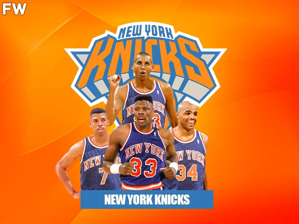 New York Knicks Superteam