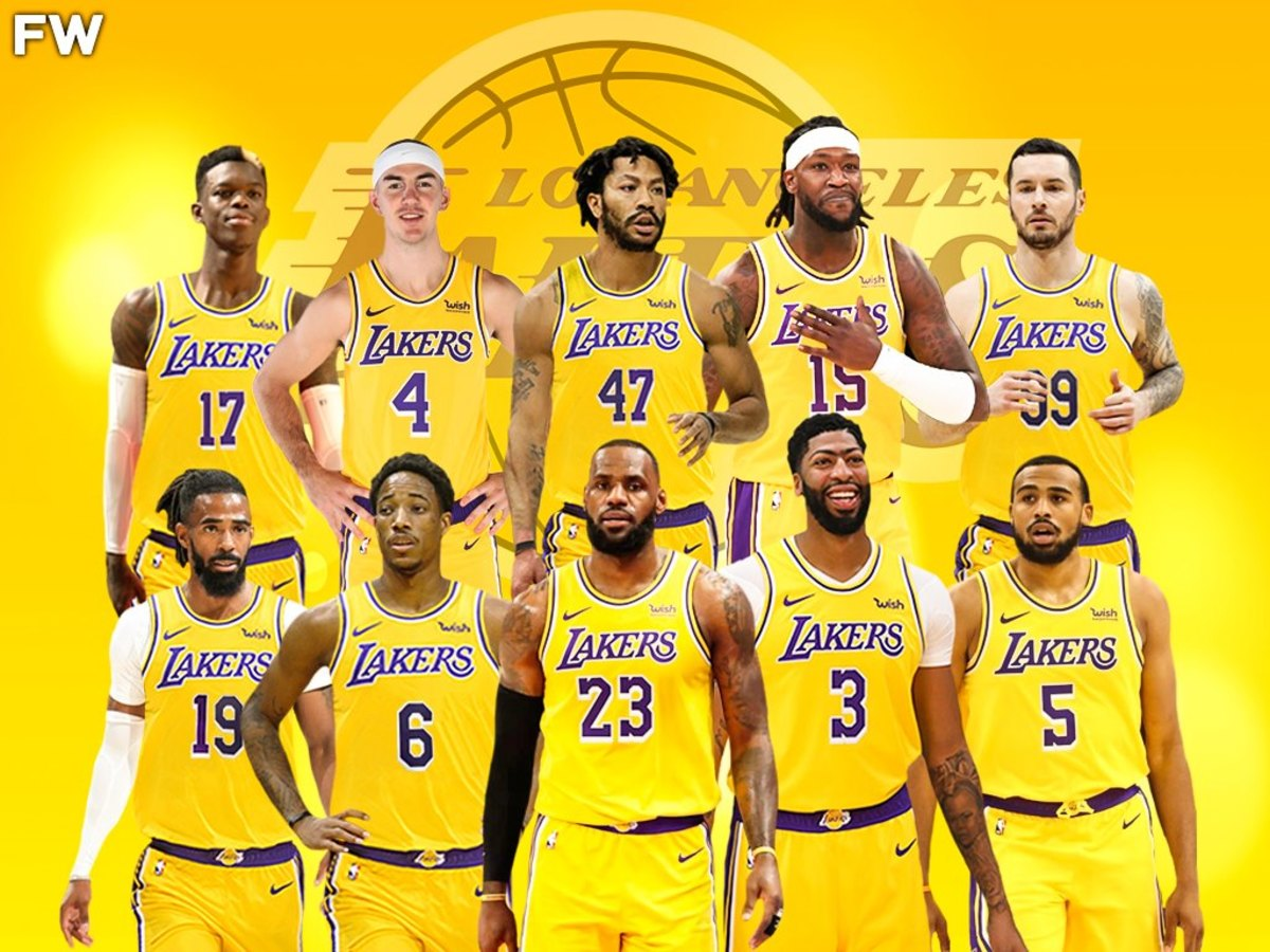 10 Priorities For The Los Angeles Lakers This Summer