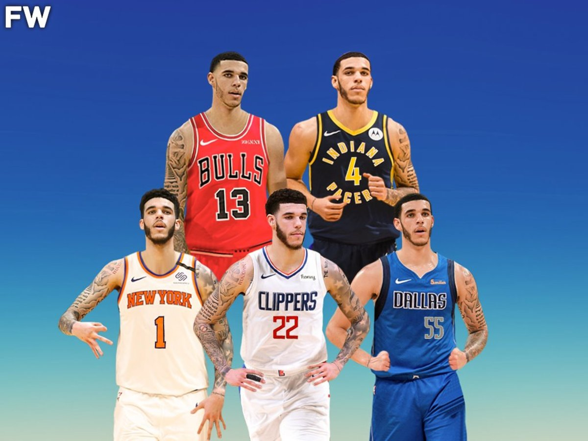 NBA Rumors: 5 Best Destinations For Lonzo Ball