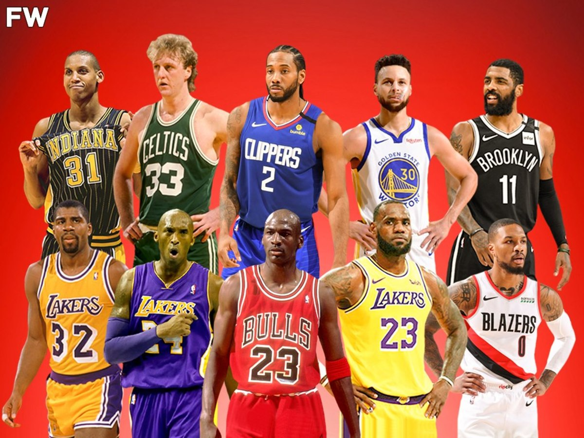 Ranking The 20 Most Clutch Players In NBA History: Michael Jordan, Kobe Bryant, And Larry Bird Were Masters Late In Games